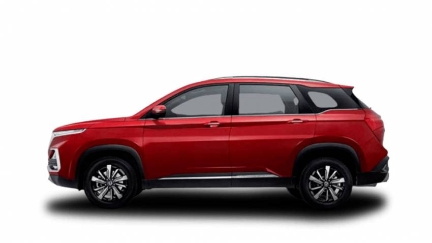 MG Hector records highest ever monthly sales in October