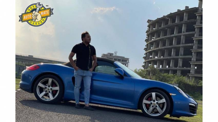 I will change Indian supercar market - JUNAID KHAN , CEO AUTOMATE