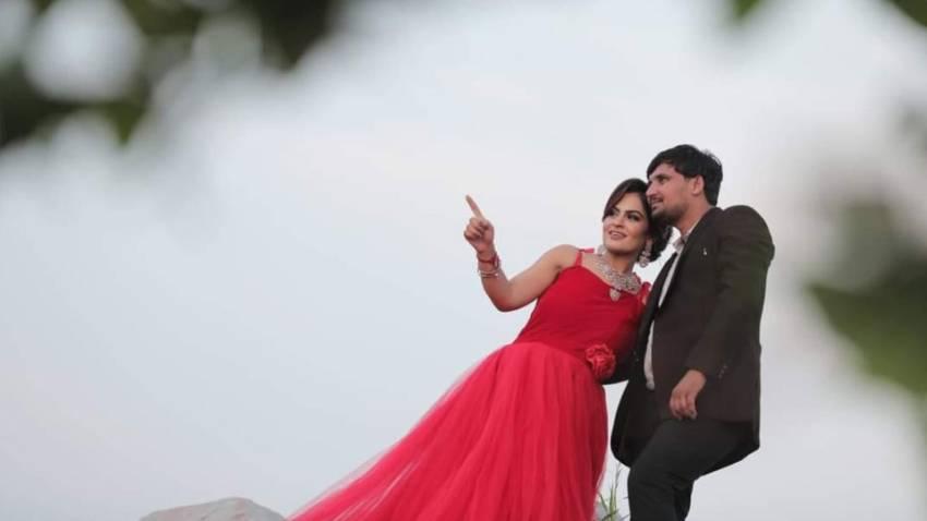Divya Chaudhary and Mitul Chaudhary