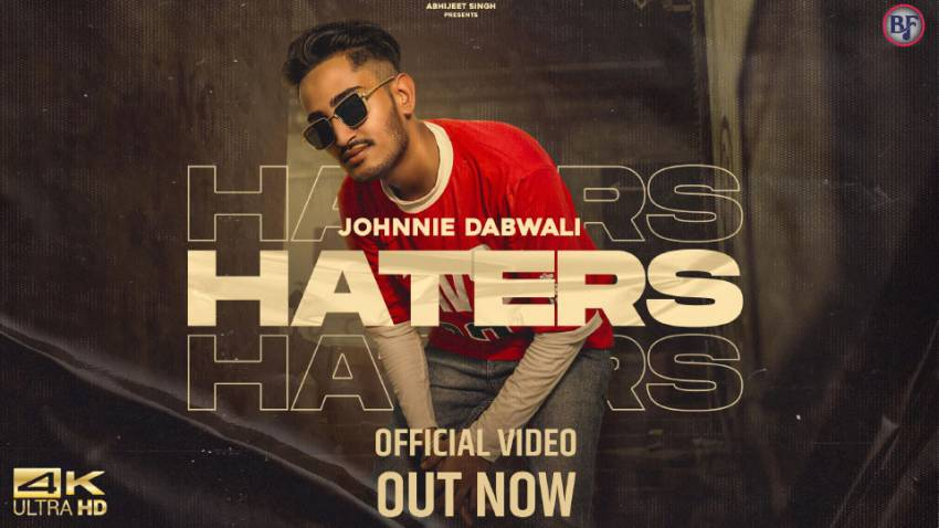 Bollyframe's new song - Haters - poster